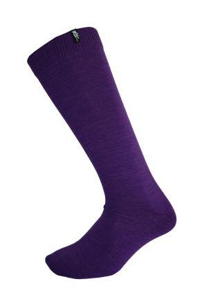 XTM Merino Pro-Fit Unisex Adults Ski Socks Purple
