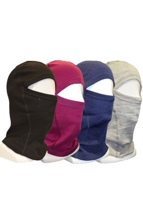 XTM Merino Wool Unisex Balaclava All Colors