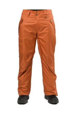 XTM Method II Mans Ski Pants Rust 2019 front