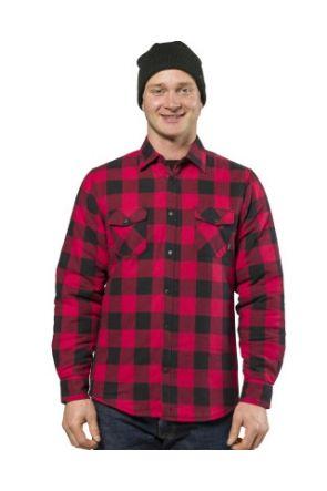 XTM Moose Unisex Jacket Red 2019 front