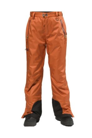XTM ninja pants rust front