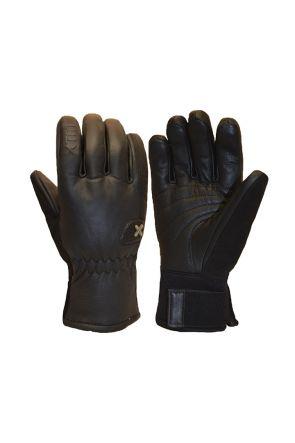 XTM Podium Unisex Snow Gloves Black Pair