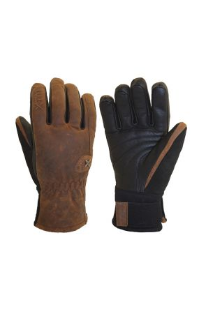 XTM Podium Unisex Snow Gloves Rust 2019 Pair