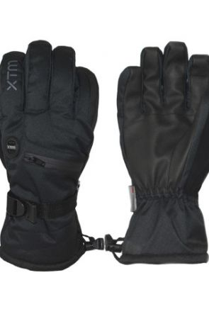 XTM Samurai Mens Snow Gloves Black 2019 pair