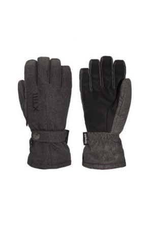 XTM Sapporo Womens Snow Gloves Black Marle 2019 pair