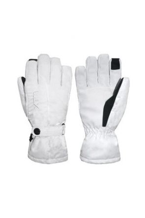 XTM Sapporo Womens Snow Gloves White 2019 pair