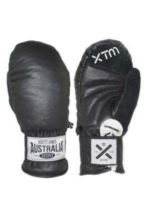 XTM Scotty Unisex Snow Mittens Black 2019 pair