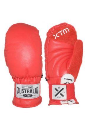 XTM Scotty Unisex Snow Mittens Red 2019 pair