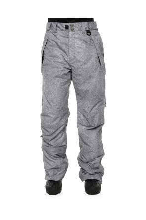 XTM Smooch II Womens Ski Pants Grey Denim Front