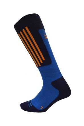 XTM Sochi Unisex Adults Ski Socks Blue