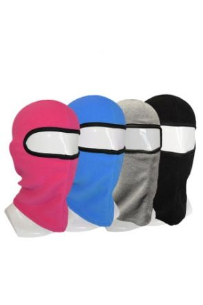 XTM Spy Balaclava Kids Microfleece Headwear All Colours