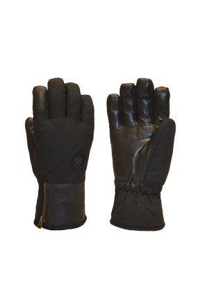XTM St Moritz Womens Ski Gloves Black 2019 Pair