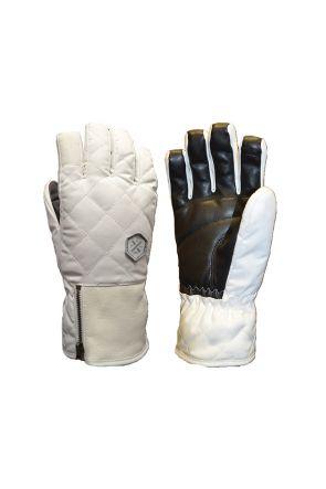 XTM St Moritz Womens Ski Gloves White 2019 Pair