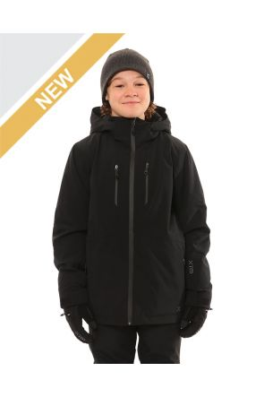 XTM Titanium II Kids Snow Jacket Front