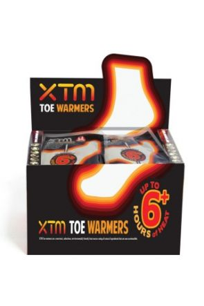XTM Toe Warmers PACK OF 40 Pack