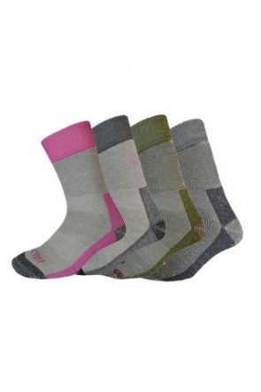 XTM Trek Medium Tasman Unisex Hiking Socks All colours