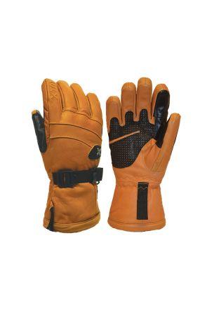 XTM Verbier Unisex Ski Glove Tan 2019 Pair