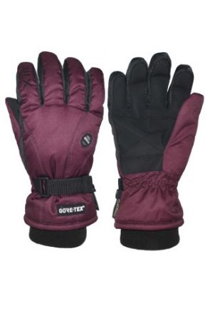 XTM Whistler Womens Ski Gloves Shiraz 2019 pair