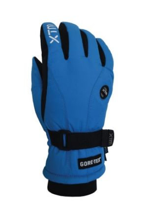 XTM Whistler Kids Ski Glove French Blue (8-14 years) 2019  Single