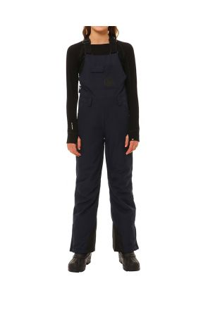 XTM Zeppelin Kids Teens Snow Pants Midnight Navy Front