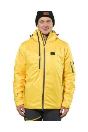 XTM Zeus Jacket Yellow front