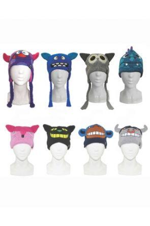 XTM Zoolander Kids Snow Beanie All colours