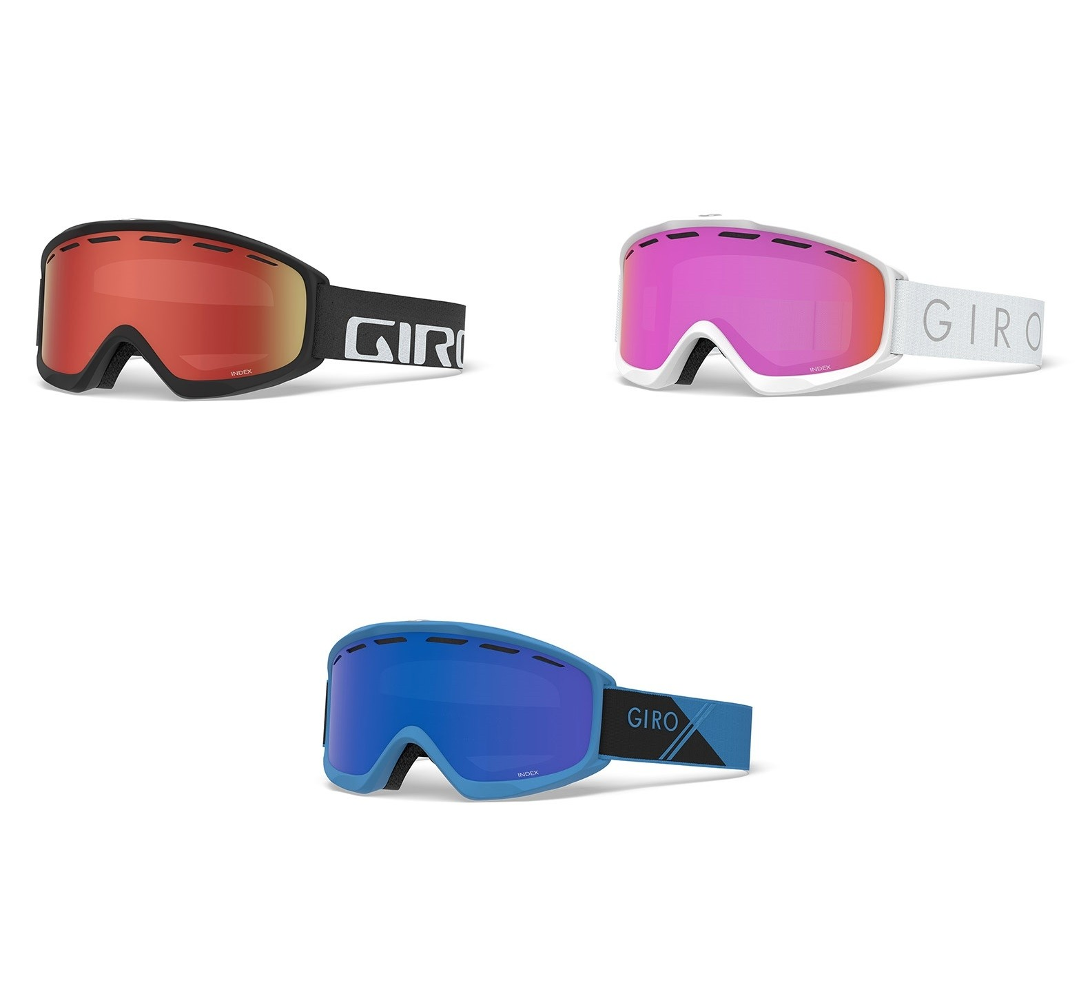 Goggles For Prescription Eye Wear - OTG - Over The Glasses Goggles
