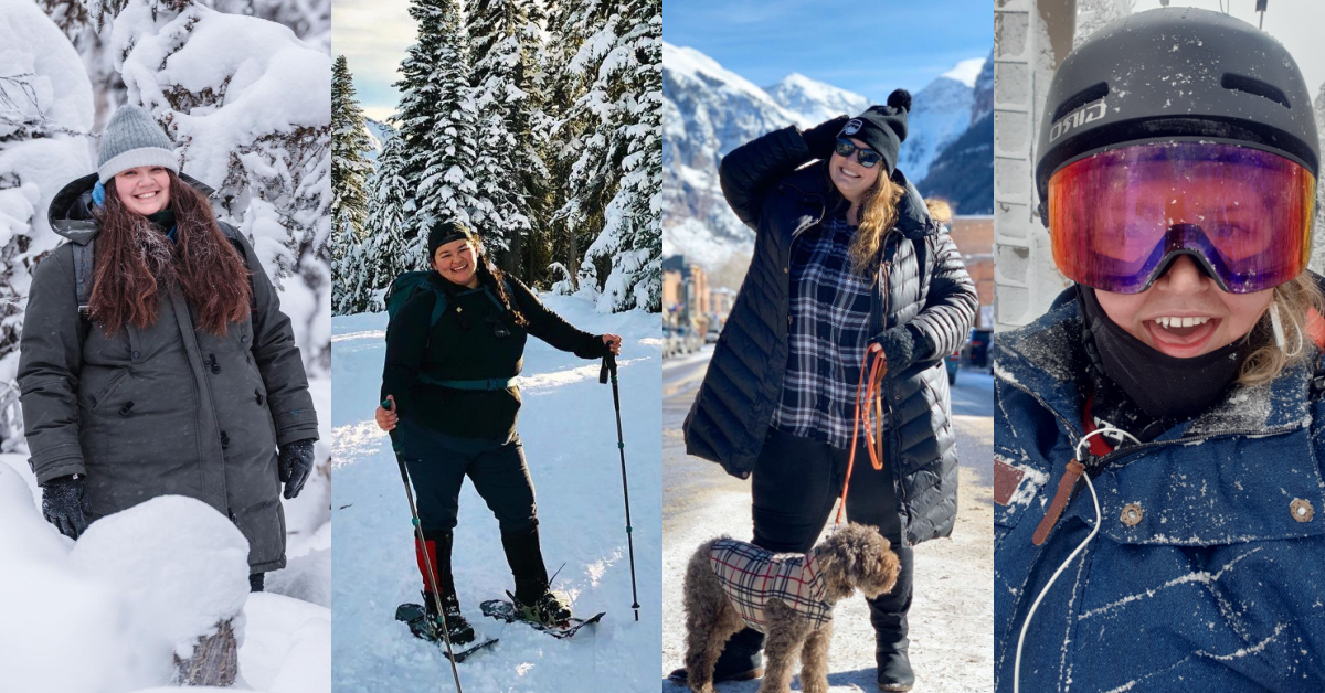 Dear ski industry - stop ignoring plus size skiers and boarders