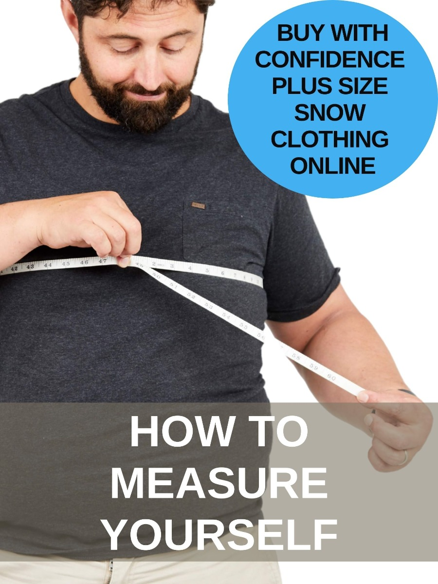 How to measure for Mens