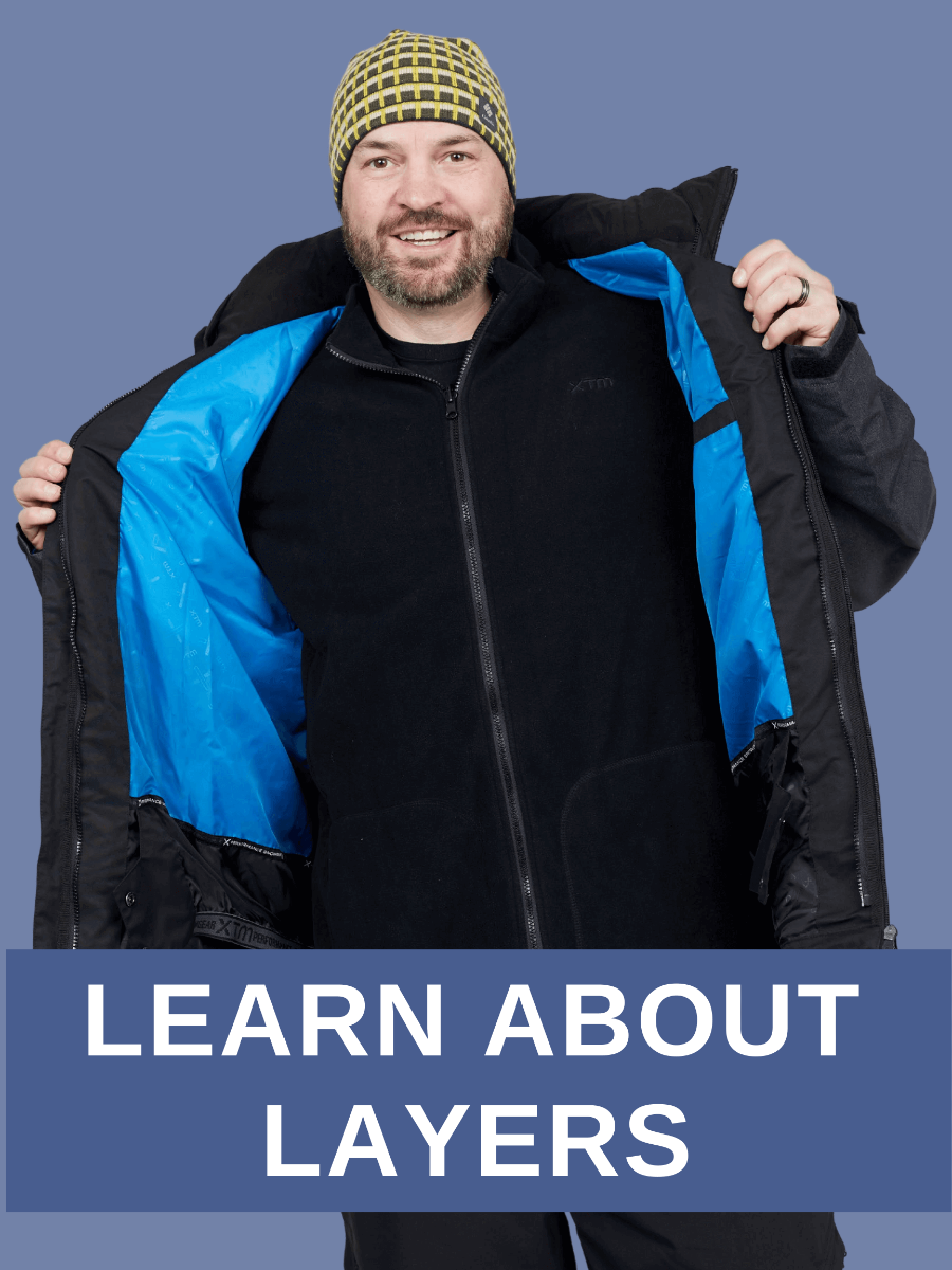 Click to Learn More about Mens Plus Size Layers