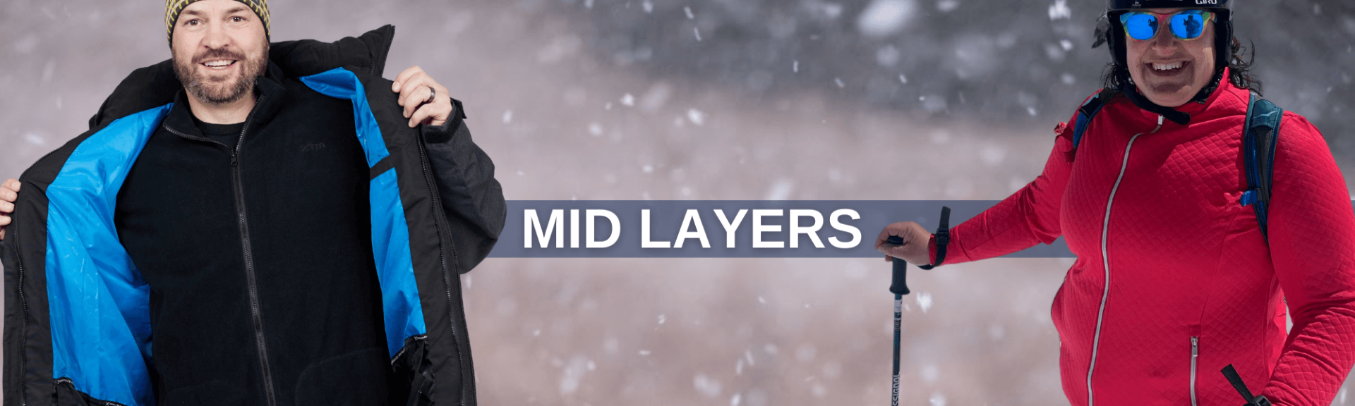 Plus Size Mid-Layers